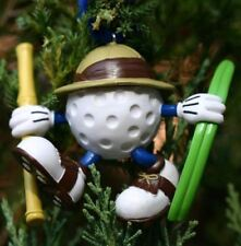 Lost Be The Ball Golf Charaacter Ornament