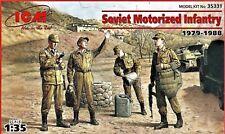 Infantería motorizada soviética en Afganistán 1979-88 1/35 ICM #35331