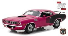 Highway 61 1:18 1971 Plymouth HEMI Cuda - Gone in Sixty Seconds Movie Car!