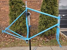 1974 Schwinn Sprint Touring Men's Road Bike 58cm Large Steel Frame Blue