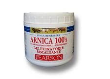Arnica Cavalli Riscaldante | Arnica Gel 100's Pearson. Extra Forte Riscaldante