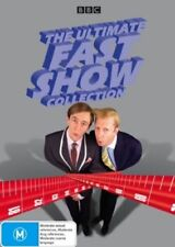 THE ULTIMATE FAST SHOW Season 1, 2 & 3 DVD Complete Series Collection R4