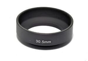 30.5mm Metal Lens Hood
