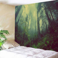 Wall Tapestry Wall Hanging Tapestries TV Blanket Curtain Sheer 60x50'' #7