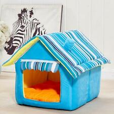 Pet Dog Cat Warm Soft House Pet Bed Tent Nest Pet Supplies V0F8