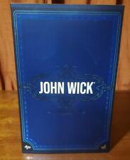 HOT TOYS JOHN WICK MMS504 MINT COMPLETE USA SELLER