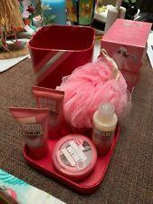 Soap & Glory Bright and Bubbly Box Gift Set New