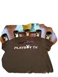 Play boy tv t-shirt vintage Combo