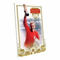 Panini Bobby Moore World Cup 1966 England Legend Limited Edition Trading Card
