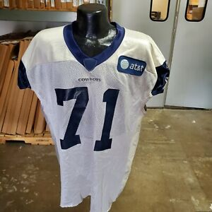 Cory Proctor Game Worn 2009 Cowboys Practice Jersey