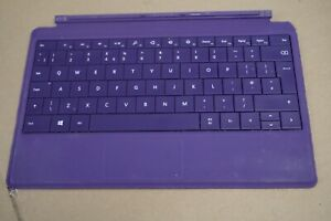Microsoft Surface 2 Type Cover A1561 QWERTY ENGLISH / Purple