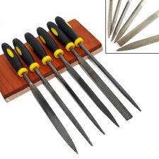 Wolfcraft 2531000 raspa sagomata per legno codolo 6,35 mm 12 x 35 forma ////S