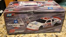 Kevin Harvick #29 Goodwrench Service Diecast 1:24 Revell Model Car VTG signed...