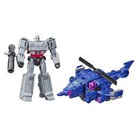 Transformers Toys Cyberverse Spark Armor Megatron Action Figure