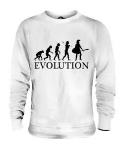 Spartan Evoluzione Umana Unisex Maglione Uomo Donna Idea Regalo Donna Sparta