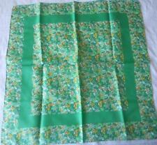Polyester Original Vintage Scarves & Wraps