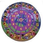 LA Rug Fun Rugs FT-513 68RD Fun Time-New Wheel Of Fun Rug