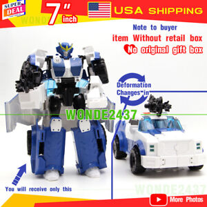WEI JIANG Ironhide Autobots Kids Toy Transform Action Figures Deformation Toys