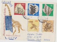 DDR16) East Germany 1973 Natural History Museum Pieces