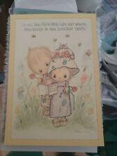 "Vintage Hallmark Betsey Clark Cute Children Postcards Lot of 7 5.25"" X 7.75"""