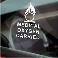 bus Oxígeno médico carried-car Taxi minicab Taxi Ambulancia sticker-safety Signo