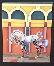 Lovely Zebra Animal Cool Poster Print  A0-A1-A2-A3-A4-A5-A6-MAXI 178