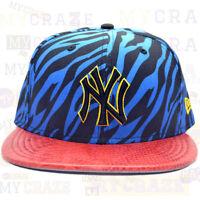 NY Yankees 9Fifty New Era Hat Jungle Mash Up Baseball Strapback Cap