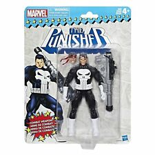 "New Punisher Marvel Legends Vintage Series 6"" IN HAND figure"