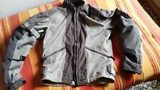 giacca moto AXO XL protezioni enduro cordura