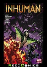 INHUMAN HARDCOVER New Hardback Collects 14 Part Series, Annual #1, and more