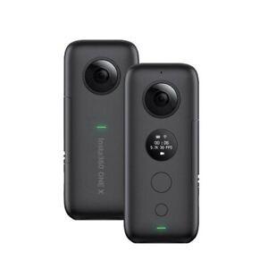 Insta360 ONE X 5.7K Action Camera - Black