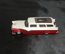 HOT WHEELS 1956 FORD MID ENGINE STATION WAGON RUBBER TIRE LIMITED COLLECTIBLE!