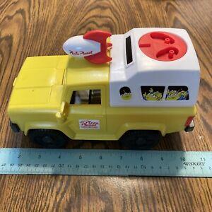 Disney Pixar Toy Story Pizza Planet Truck 2011 Fisher Price Imaginext Mattel