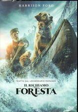 IL RICHIAMO DELLA FORESTA DVD avventura