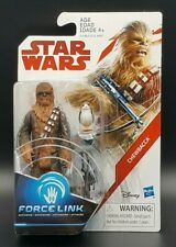 """Star Wars **CHEWBACCA (with PORG)** Force Link Sealed 3.75"""" Figures!"""