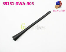 OEM NEW ANTENNA MAST 7'' CAR SHORT STUBBY BLACK FOR HONDA CR-V FIT 39151-SWA-305
