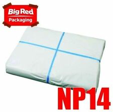 15kg of 610x810mm White Butchers Paper Sheets Newsprint