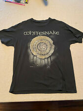 Whitesnake concert shirt Vintage Original Owner 1988 88 XL X-Large Rare