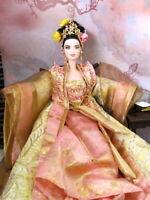 Mattel  Barbie Empress of the Golden Blossom 2008 Gold Label Unused