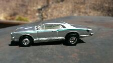 Hot Wheels '67 Pontiac GTO. Holiday Rods. Silver Variation. RR's. Mint Loose
