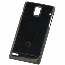 Silver Rigid Plastic Cases & Covers for Huawei