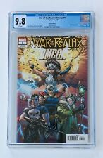 War of the Realms Omega 1 Yardin 1:50 Variant CGC 9.8 Foster Valkyrie