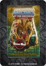 Serpentine King Hssss 2016 motu Masters of the universe Classics he on #express