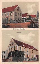 Gruss aus Gaunitz, Gasthof, Postkarte