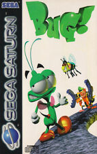 ## Bug! - SEGA SATURN Spiel - TOP ##