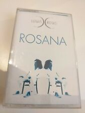 Jazz☆ROSANA  )(lunas rotas )( CINTA TAPE CASSETTE  SPAIN