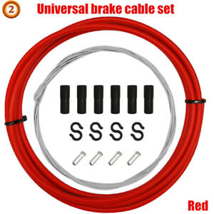 Bike Shifter Housing Derailleur/Brake Stainless Cable Set Kit Road MTB UNIVERSAL