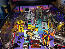 Dirty Harry Pinball mod - *Blood splattered* TV with VIDEO playback! NEW 2019!