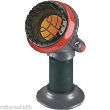 Mr. Heater MH4B Little Buddy 3800-BTU Indoor-Safe Propane Heater