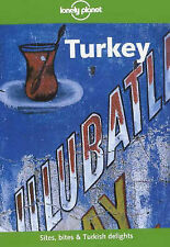 Turkey (Lonely Planet Country Guides), Plunkett, Richard,Yale, Pat,Brosnahan, To